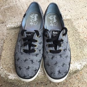 KEDS Taylor Swift Herringbone Bow